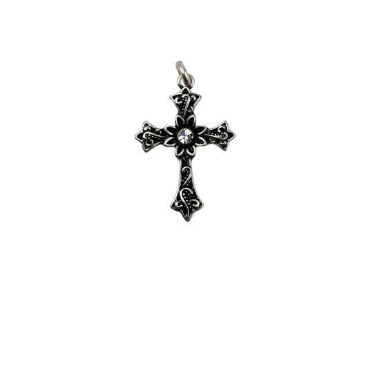 Silver plated large cross pendant by bead landing pendants and beads get the silver plated large cross pendant by bead landing at michaels mozeypictures Image collections