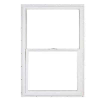 27 75 X 37 25 Single Hung 24 X 36 The Home Depot Single Hung Vinyl Windows Window Vinyl Single Hung Windows