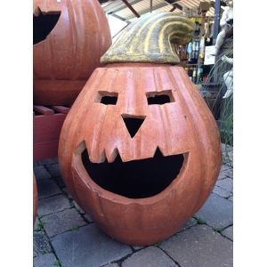 Elegant All Seasons Garden Center | Pumpkin Chiminea   Lafayette, LA