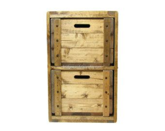 Popular Items For Wood File Crates On Etsy Wooden Dresser Wood File Wood Chest