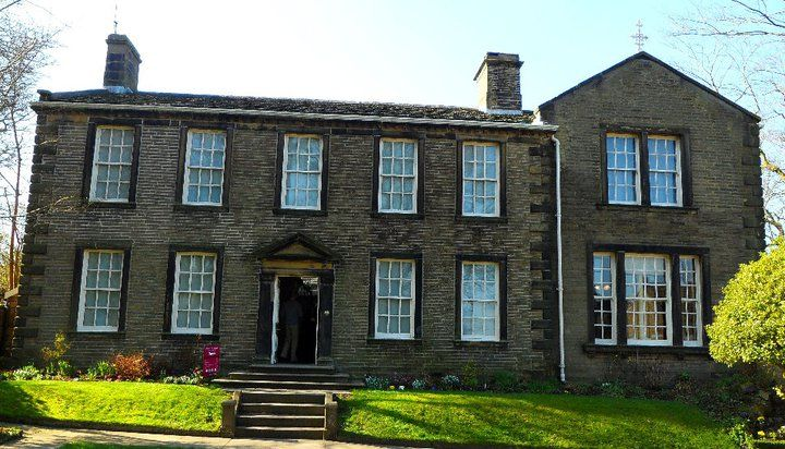 BRONTE PARSONAGE, HAWORTH, YORKSHIRE