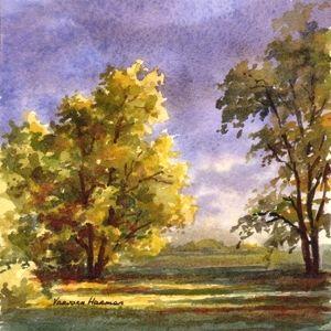 Varvara Harmon - Artist and Illustrator - Original Paintings, Miniature Watercolors