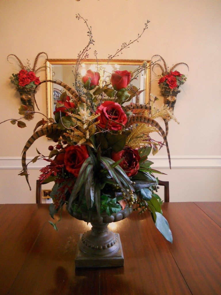 Floral Arrangements To Sit On Top Of Piano Google Search Table