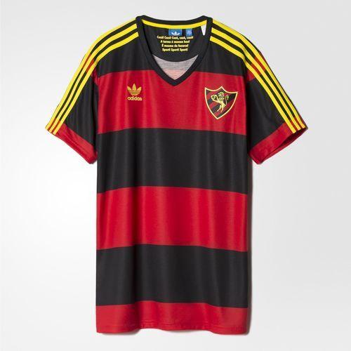 dd3bab0fba3a8 Camisa Sport Recife 110 - Preto
