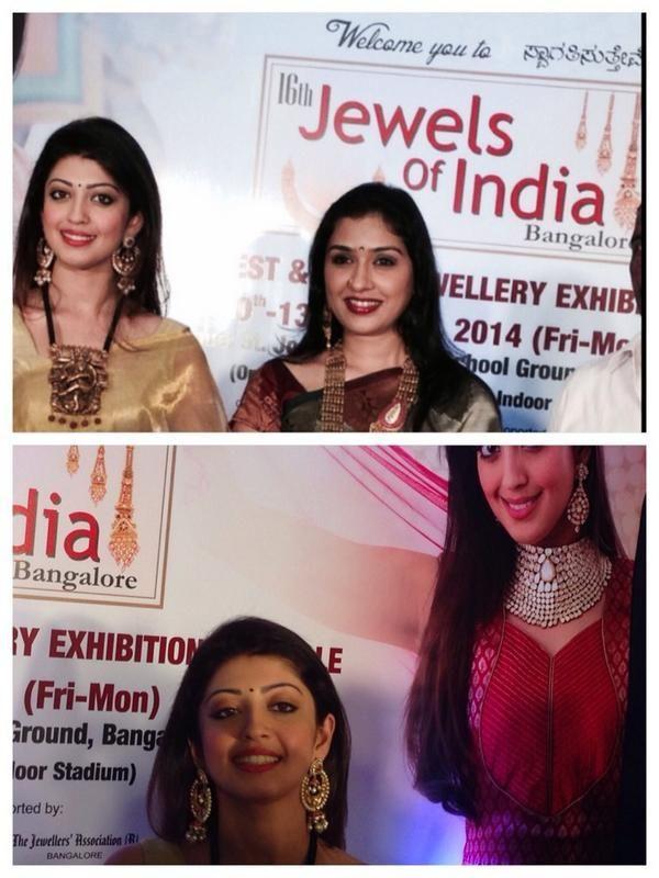Pranitha Subhash In Silk Saree Pranitha Subhash Favorite Celebrities India People