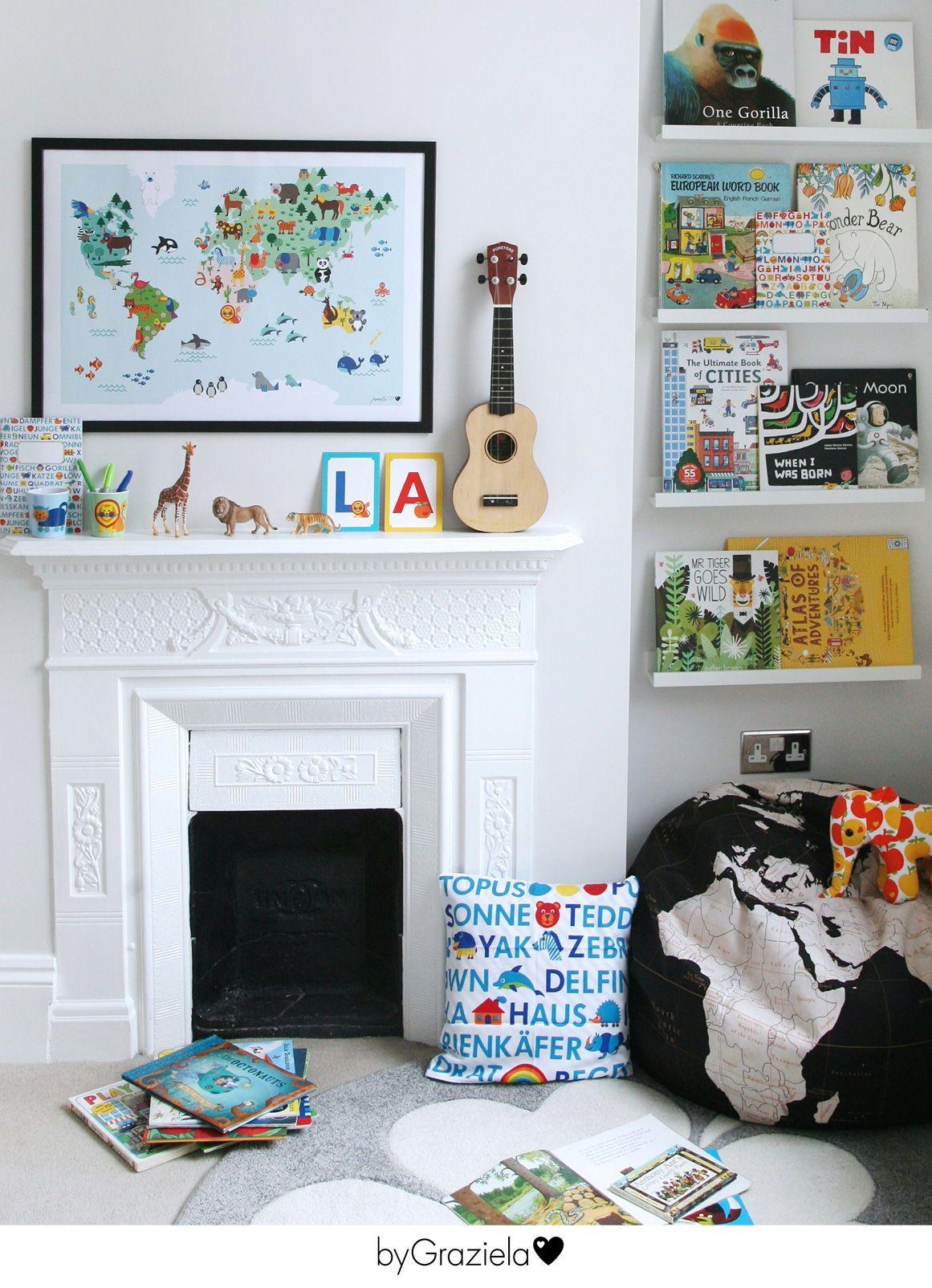 Kinderzimmer für Schulkinder Kinderzimmer schulkind