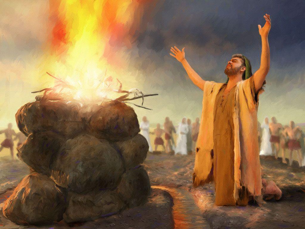 Elias, um profeta humilde e determinado | Casa da Mãe Pobre