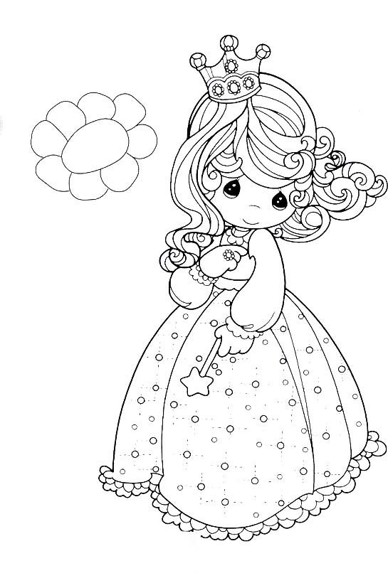 Precious Moments Coloring Book Pictures Precious Moments