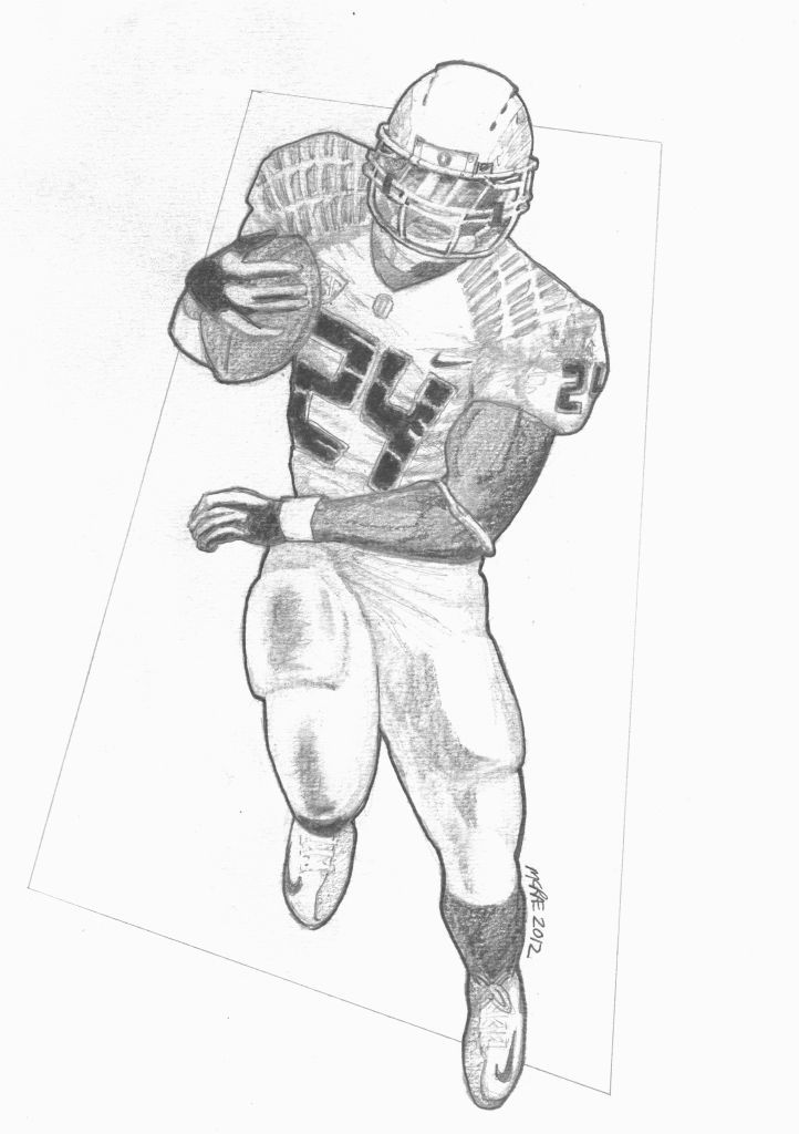 Oregon Ducks Football Coloring Pages | Sports - Football | Pinterest ...