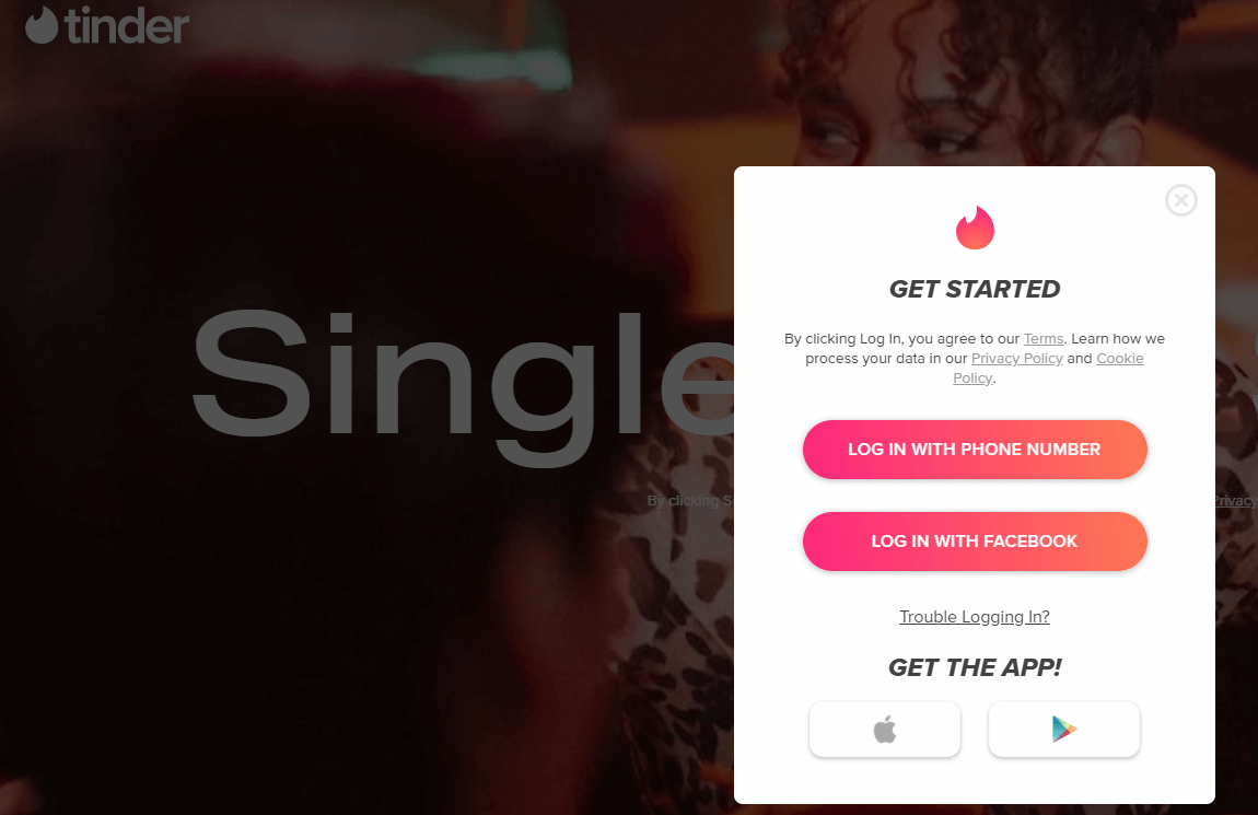 Tinder App Download and How to Login Tinder App | Tinder