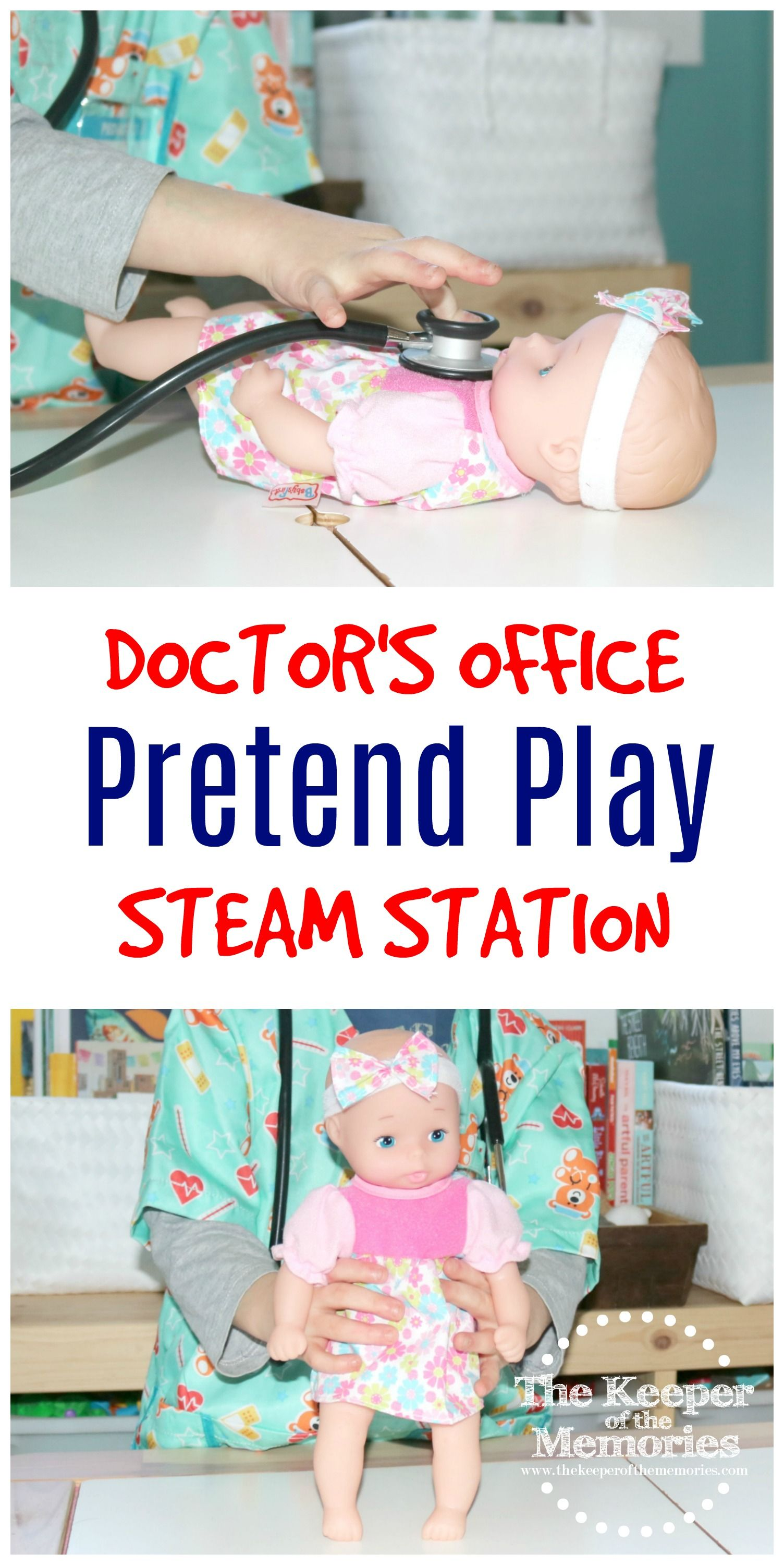 Preschool Health Theme Doctor S Office Dramatic Play