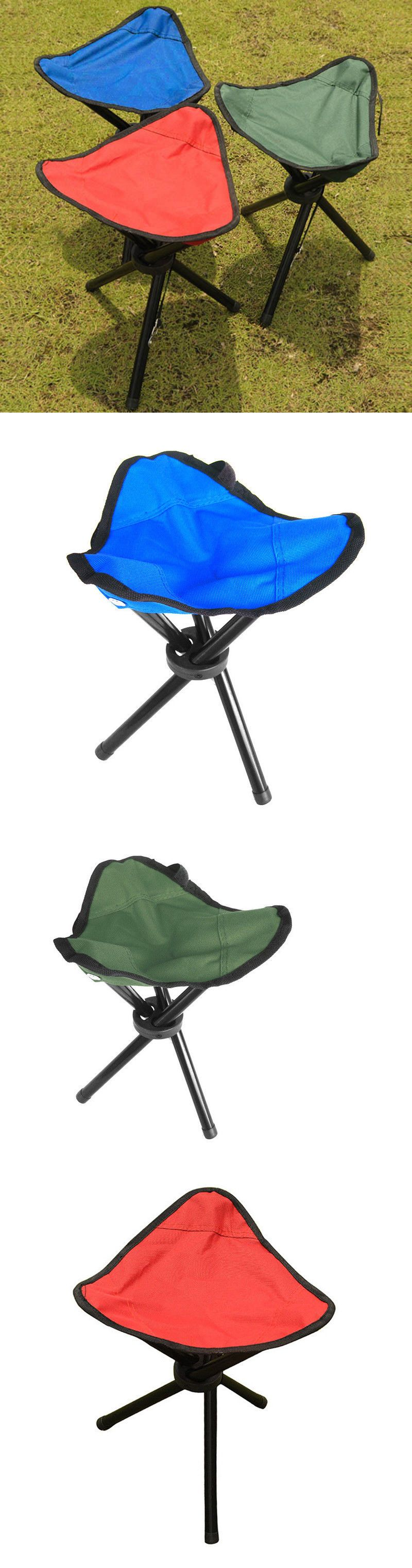 fishing chair rain cover side end table chairs and seats 19985 portable folding outdoor camping hiking hunting seat picnic buy it now only 14 15 on ebay
