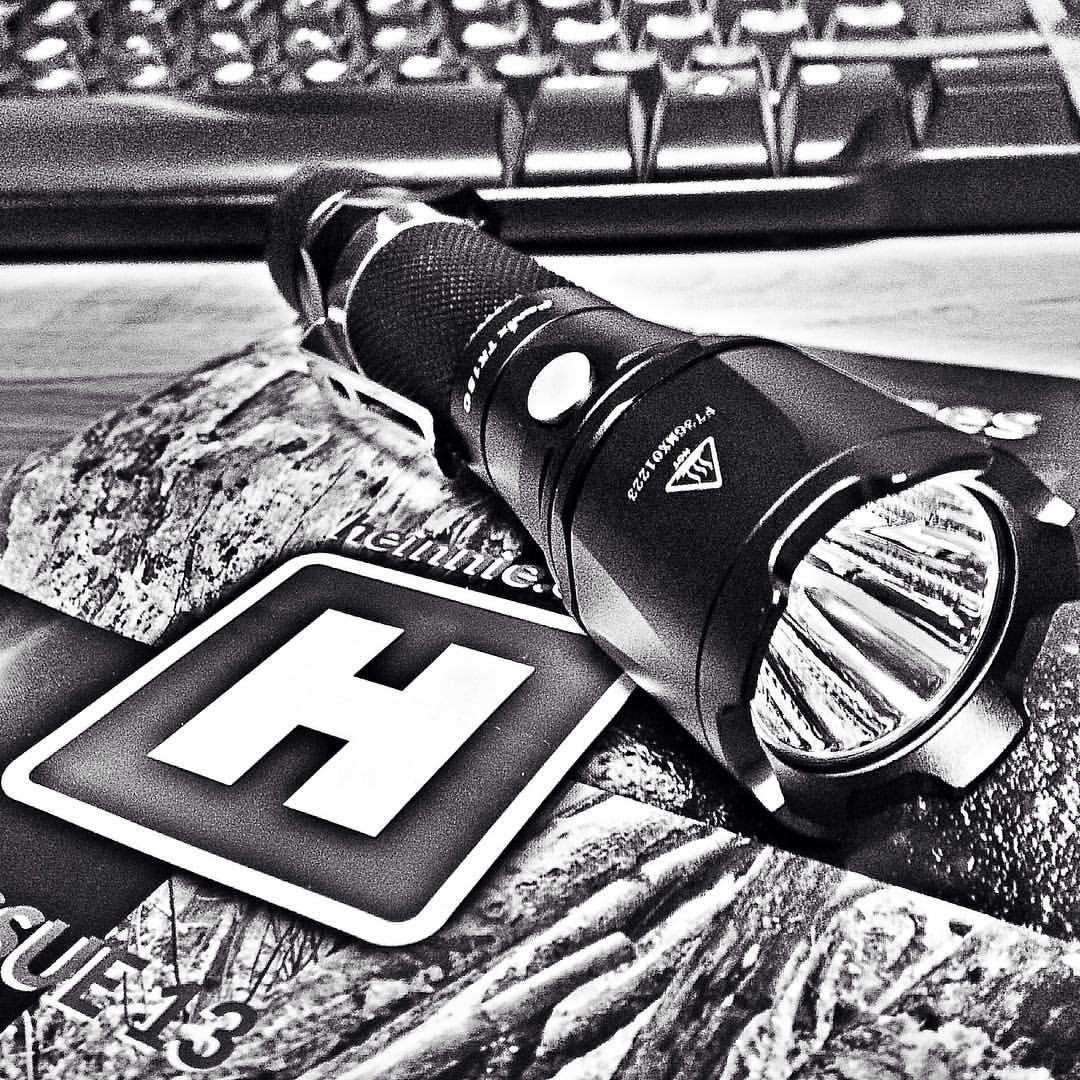 Fenix TK15C XP-G2 Flashlight