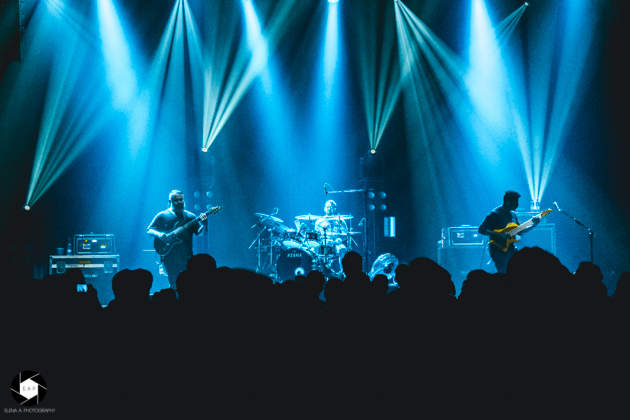 Rockhal Esch Sur Alzette Luxembourg 3rd June 2019animals As Leaders Animals As Leaders Is An American Progressive Band Based Out Of Los Angeles Ca Th Konzert