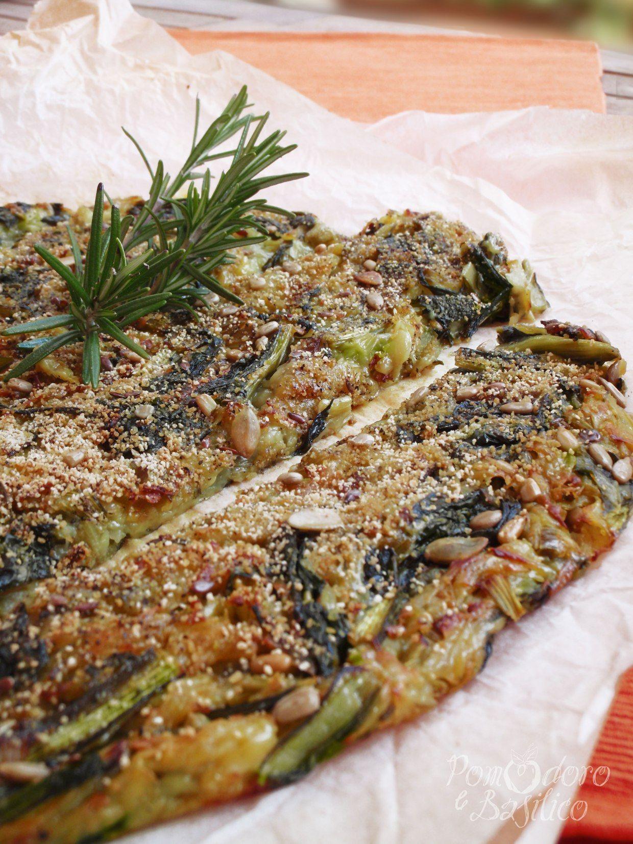 Rösti Patate e Catalogna Ricette vegetariane, Ricette