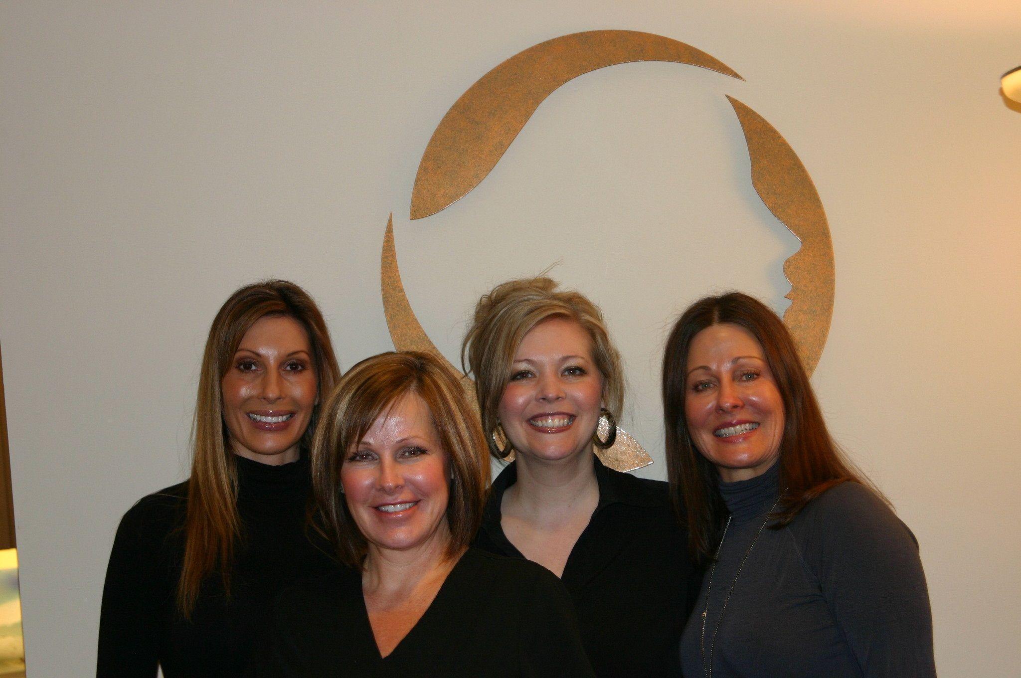 Our Estheticians at Oswego Spa & Laser at Dr. Lee Robinson's office #estheticians #spa #laser #cosmetic #plastic #surgery #rhinoplasty #facelift #facial #beauty #surgeons #lake #oswego #portland #oregon #tricities #washington @DrLeeRobinson