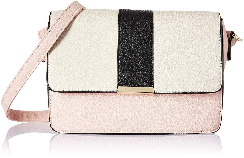 d58d26148ca9 Lavie Cetan Women's Sling Bag (Dk.Pink): Amazon.in: Shoes & Handbags ...