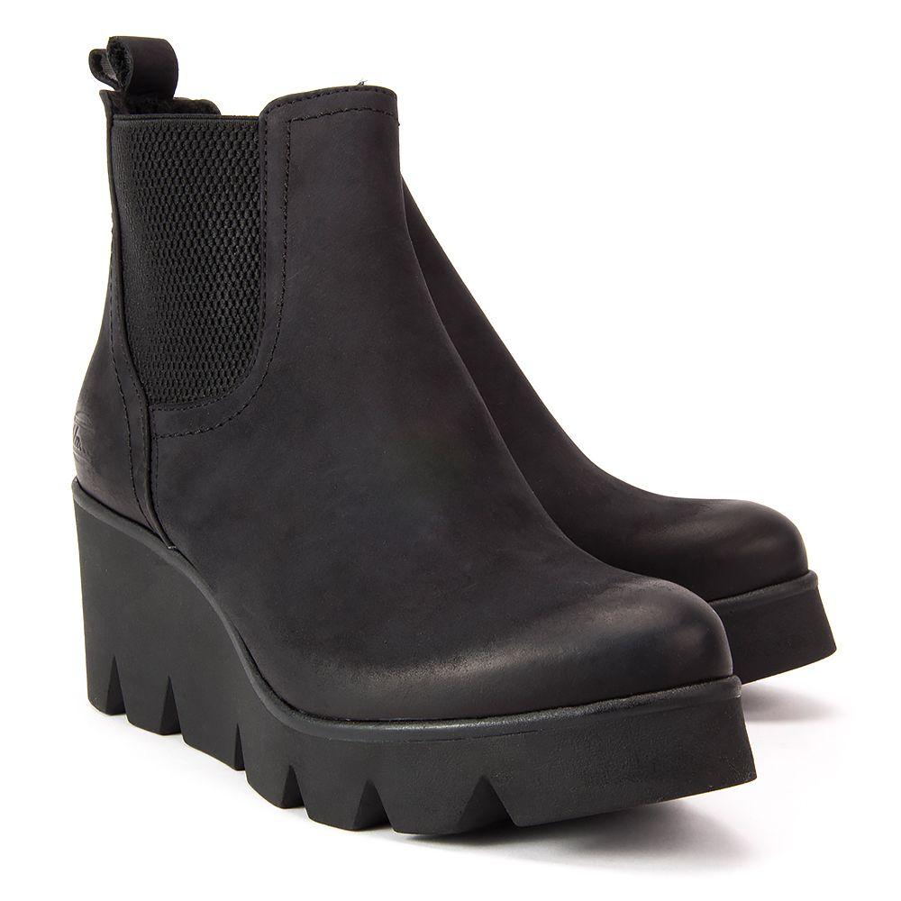 Botki Filippo 861 Czarne N Botki Na Koturnie Botki Na Plaskim Obcasie Botki Na Obcasie Botki Buty Damskie Filippo Pl Shoes Chelsea Boots Boots