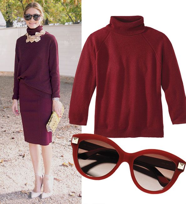 2019 year for women- Wear you Would Marsala?