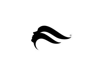 Fashion Hair Stylist By Muamer Hair Logo Beauty Logo Design Hair Stylist Logo