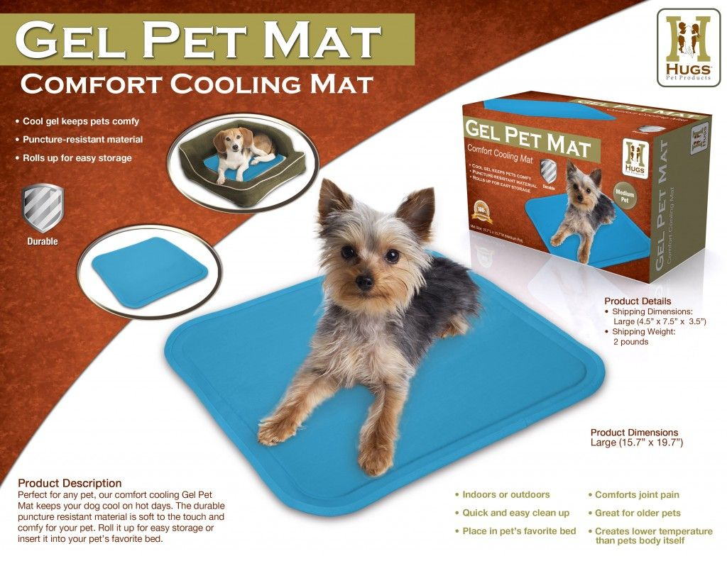 The Sharper Image Pet Cooling Mat For Pets You Can Find Out More Details At The Link Of The Image This Is An Affiliate Link Pet Cooling Mat Pets Cat Bed