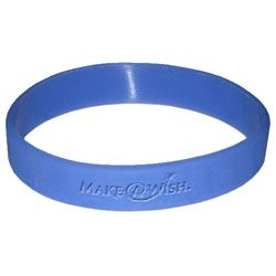 Make A Wish Silicone Bracelet