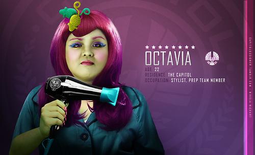 octavia hunger games movie