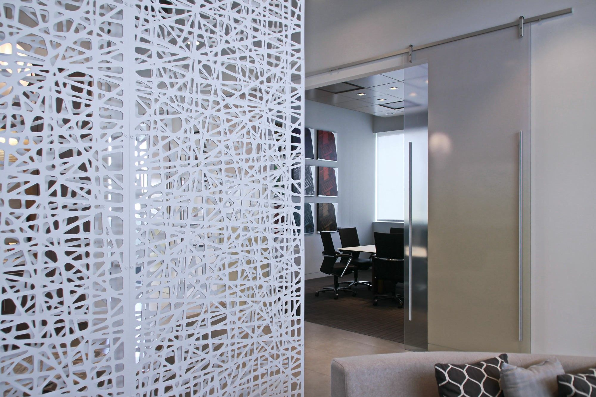 Decorative Screen Razortoothdesign Portfolio Of Architectural