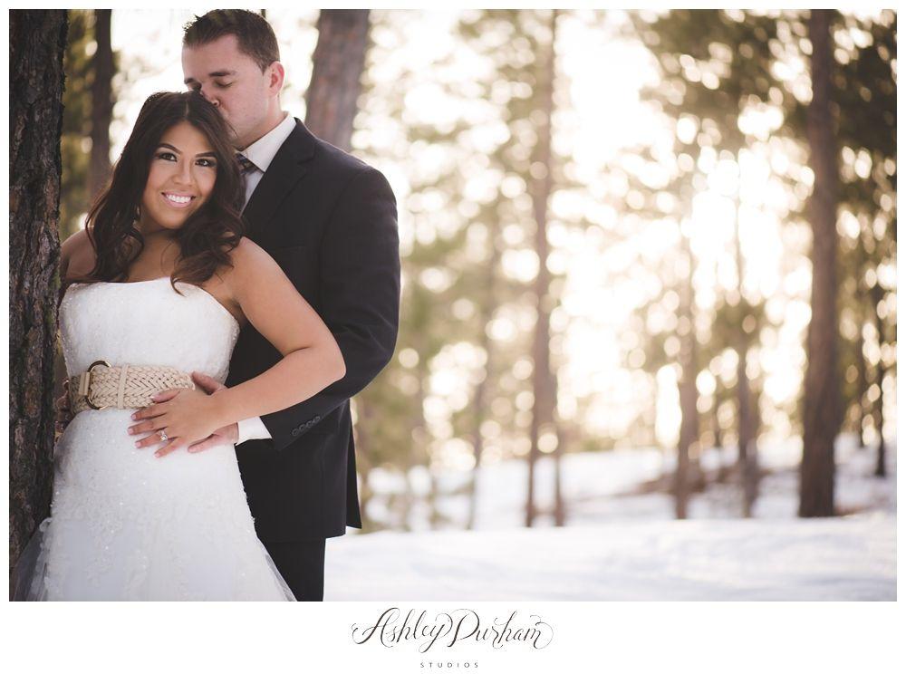 Colorado Springs Bridal Photography   Mike   Christina at Fox Run Park