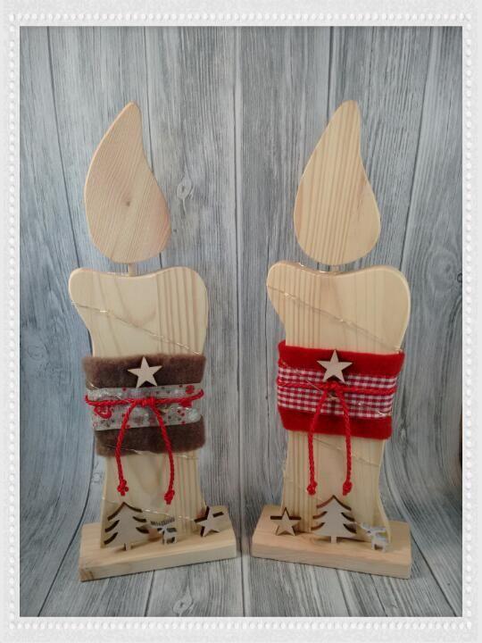 Allerlei Kreatives aus Holz, Stoff, Serviettentechnik, Papier, Perlen und vieles... - #weihnachtenholz