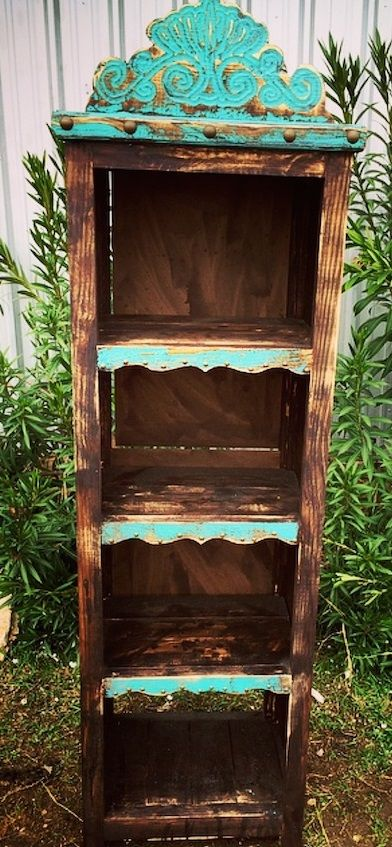 turquoise deal mirrored shop lucite get the oscarine bookshelf