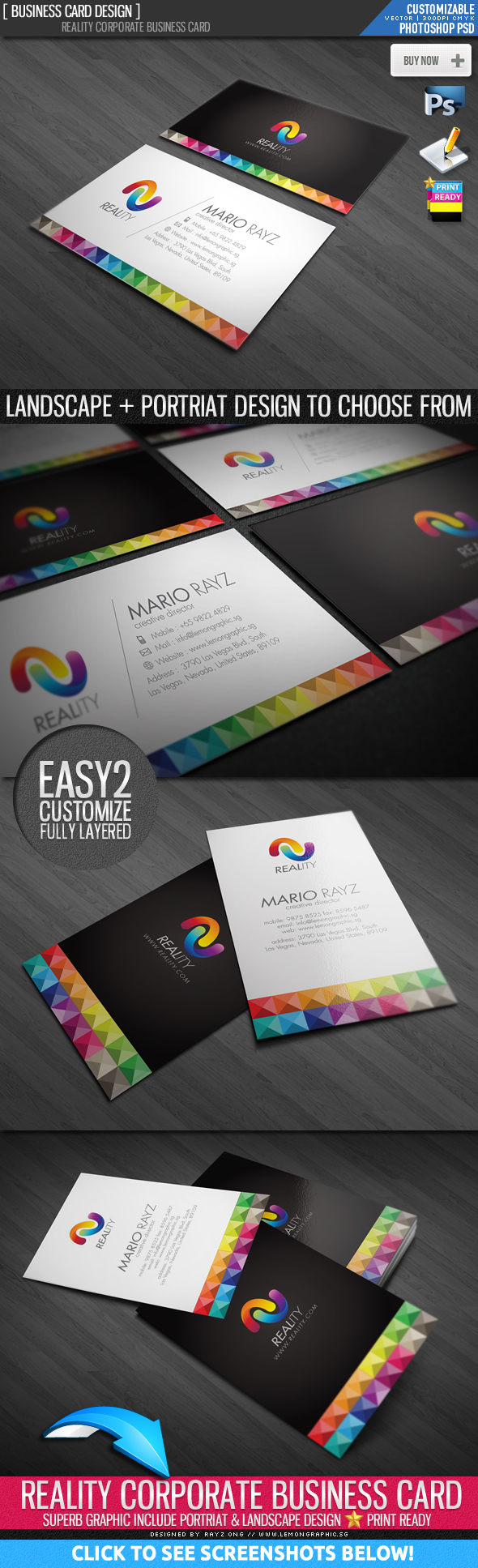 Reality business card by lemongraphic on deviantart httpwww reality business card by lemongraphic on deviantart httptechirsh reheart Image collections