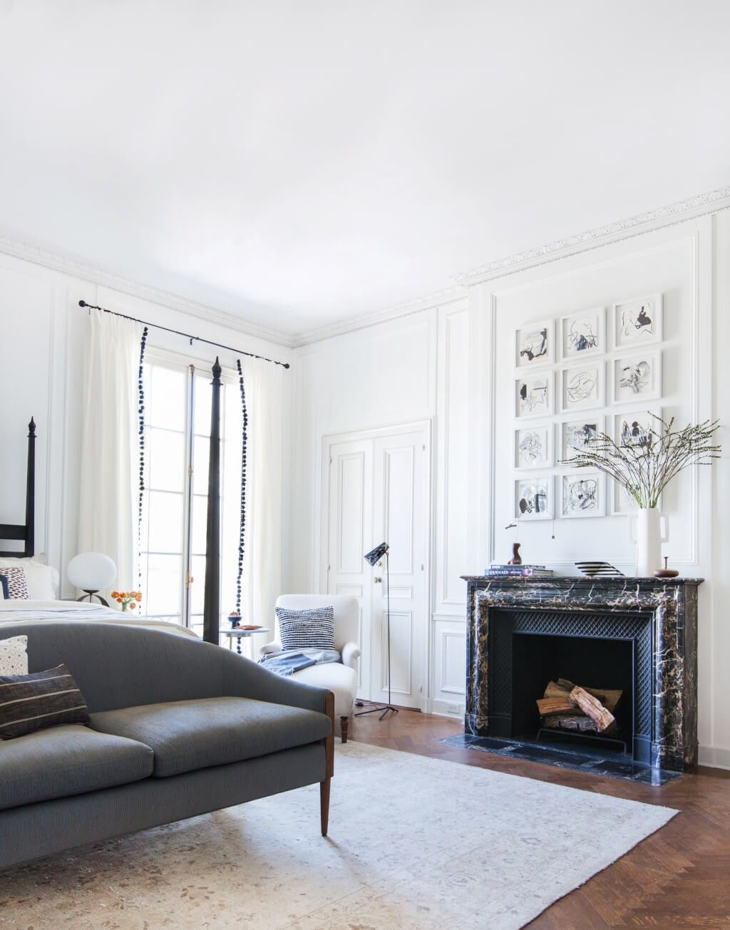 Emily Henderson Parisian Hotel Suite Best interior