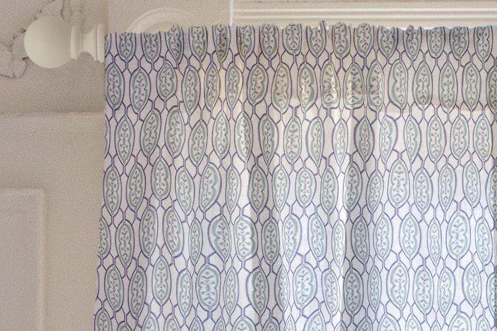 Cool Honey Curtain by Marta Berk | Minted