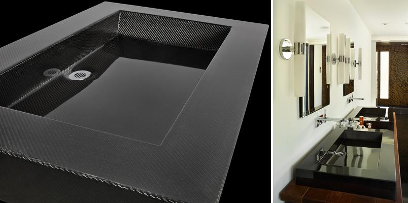Carbon Fiber Sink | carbon fiber in bathrooms | Design ...