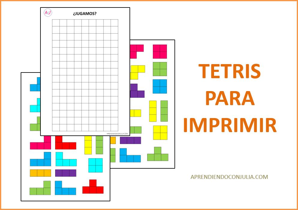 Tetris Para Imprimir Imprimible Para Niños Aprendiendo Co Juegos Matematicos Para Imprimir Juegos De Matemáticas Preescolares Juegos Matematicos Para Niños