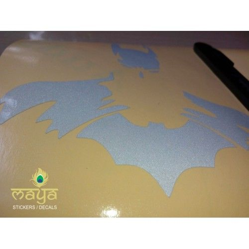 Buy batman unique die cut vinyl decal sticker online in india