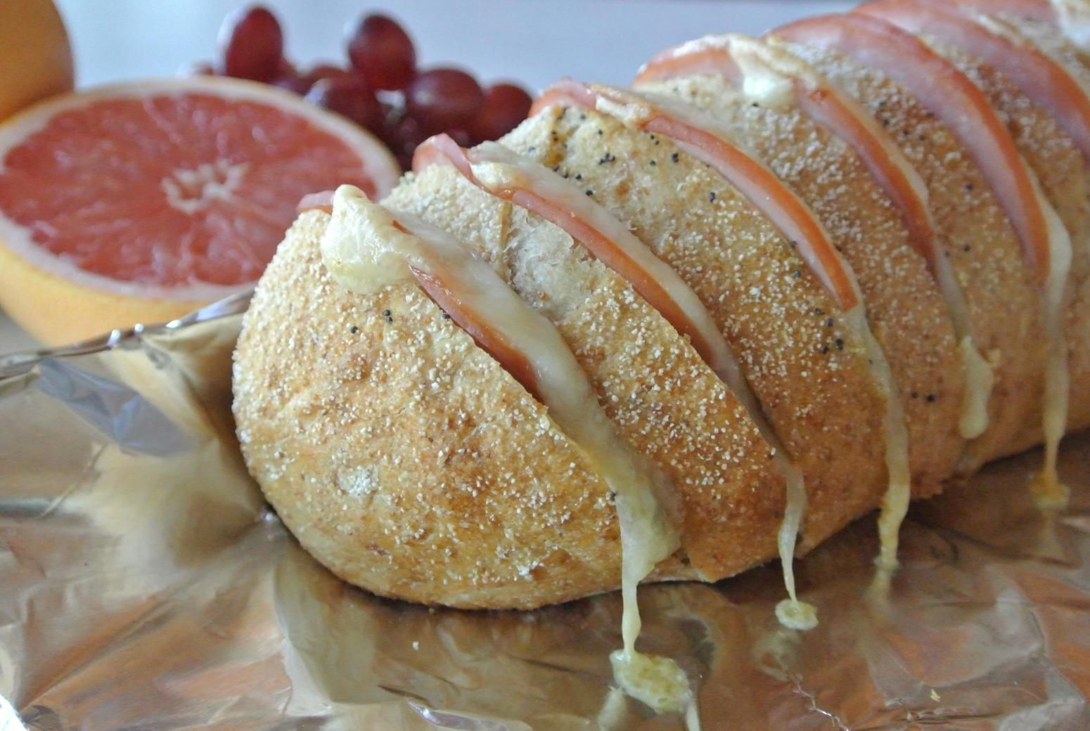 Canadian bacon and swiss bread recipe canadian bacon