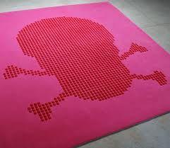 Floor To Heaven Carpet Skull Carpets Skull Rug Rugs Flooring