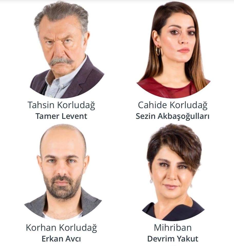 Characters From The Turkish Tv Series Cesur Ve Guzel That Aired In 2016 2017 Tv Series Tv Stars Kivanc Tatlitug