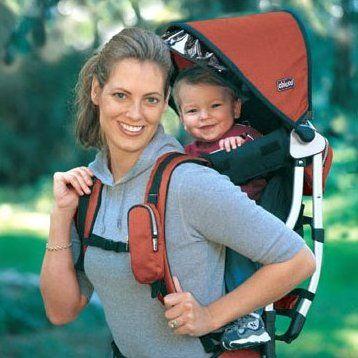 Portebébé Dorsal De Randonnée Caddy De Chicco Accessoires - Porte bébé randonnée