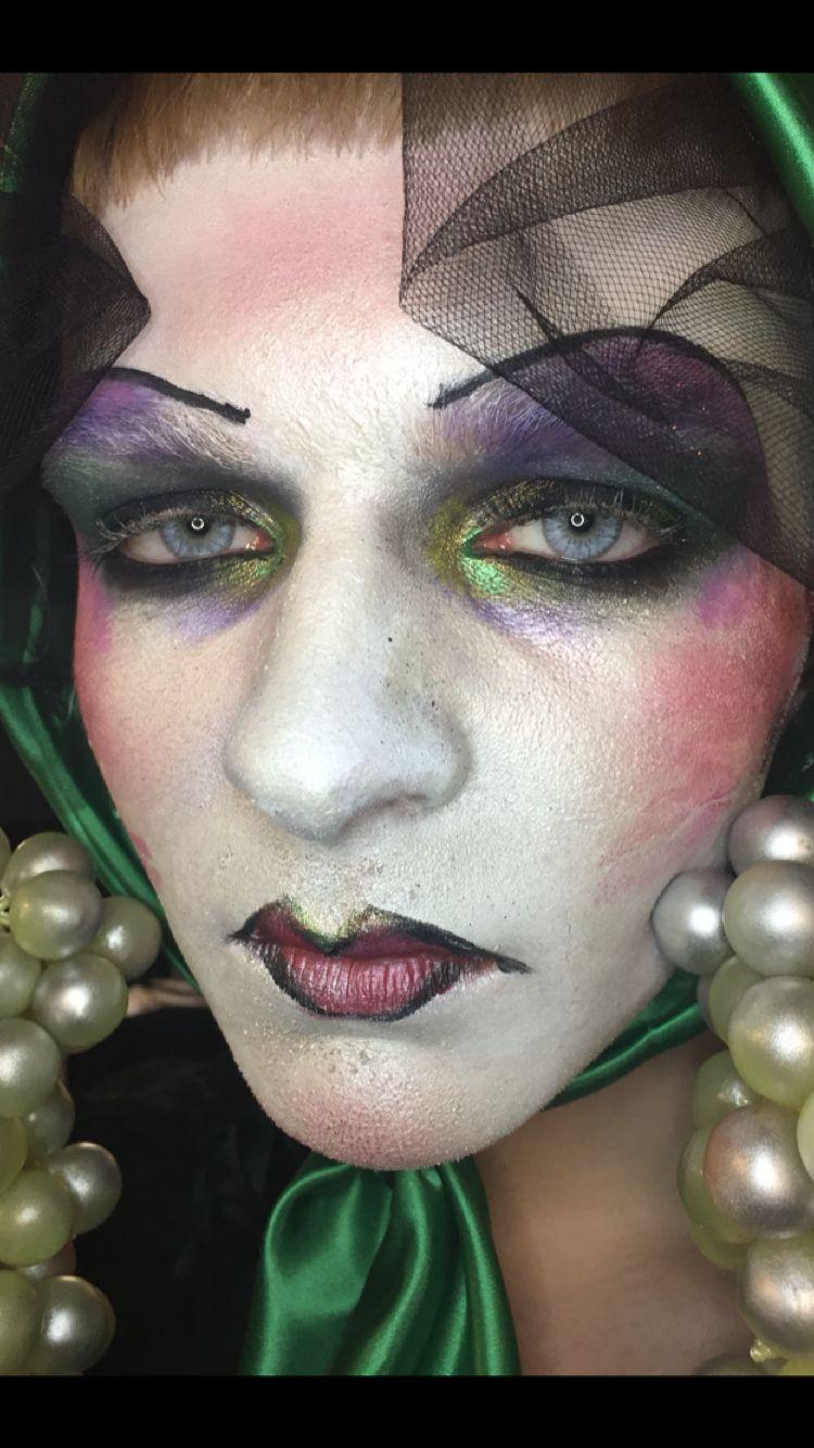 Makeup, beauty, airbrush, eyes, lips, cheeks, brows, 20s
