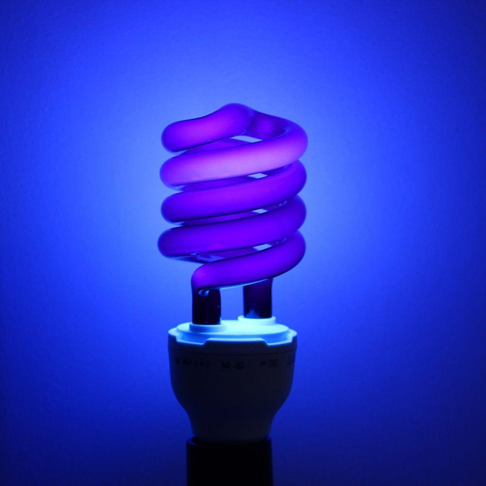 Tienes Todos Los Productos Para Hacer Una Fluor Party Pero Te Falta La Luz Ultravioleta Eso Ya No Es Un Problema Podras U Bombillas Ampolleta Bombillas Led
