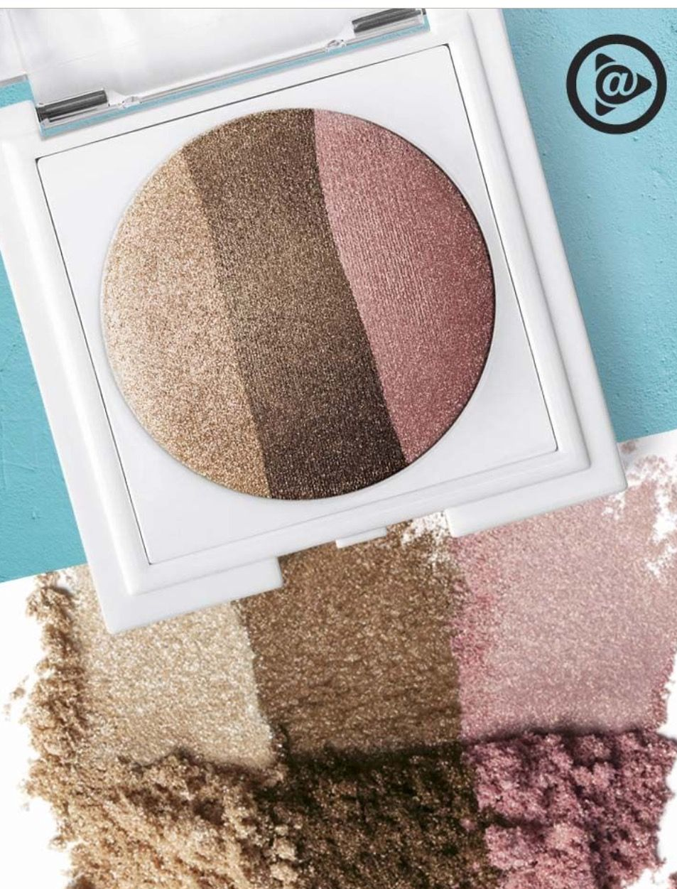 The Baked Trio is one of my best sellers... Gorgeous colour, easy application and a fine end result!
