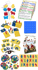 Pre-school package My Fathers World