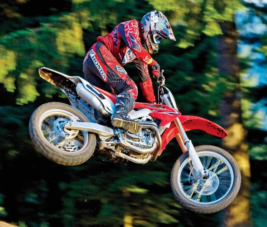 HONDA CRF 450R MOTOCROSS Motocross, Honda powersports