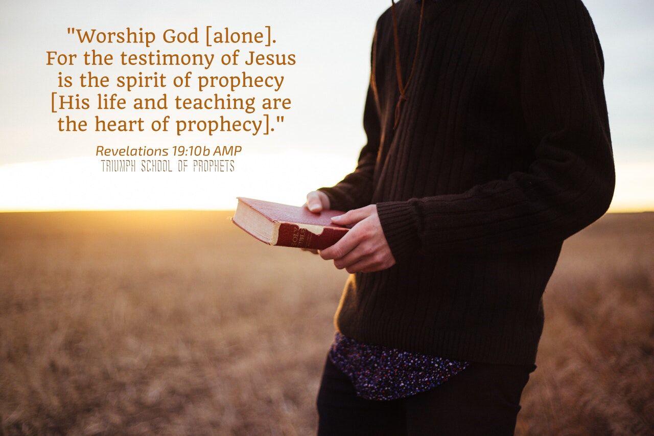 The Prophetic Cornerstone