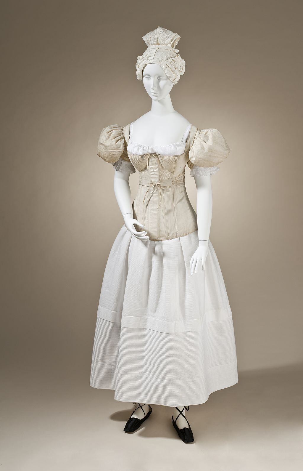 Sleeve Plumpers 1830s In Western Fashion Wikipedia Fashion Historical Dresses Women Corset