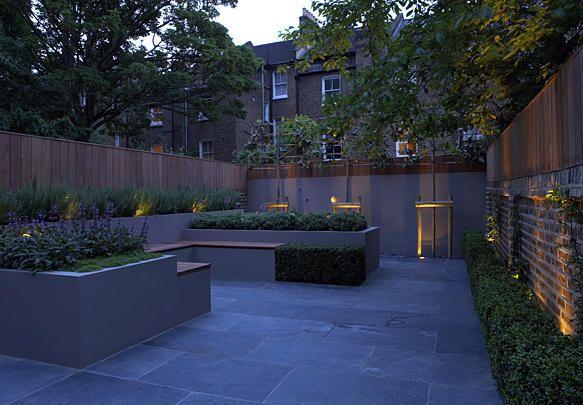 Garden Design Portfolio West London Stuart Craine Design Courtyard Design Urban Garden Design Garden Design