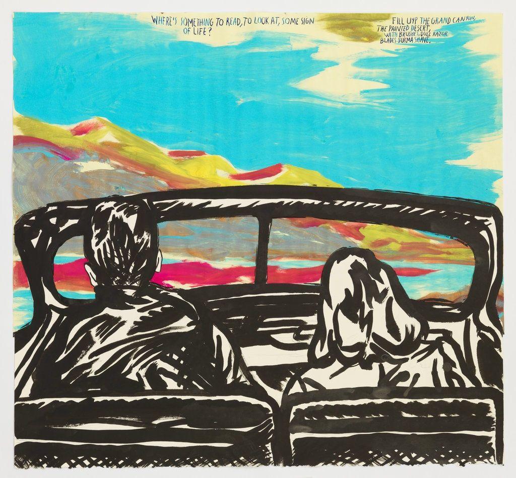Raymond Pettibon     art   Illustrations 2   Pinterest   Spas und ...